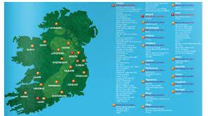 Map Of Dublin Ireland The Irish Pharmaceutical Industry Landscape 2016 Mcgee Pharma