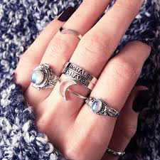 ring set exhale ring set colour selection