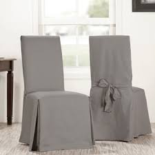 chair covers exclusive fabrics solid cotton chair covers sold as pair free