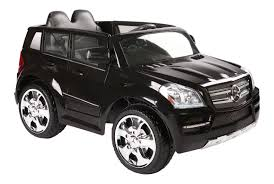 mercedes gl suv electric ride on jeep 12v black cars ride