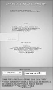 billing block template u2013 my site