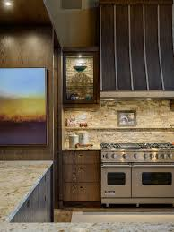 Stacked Stone Backsplash Photos Delightful Layered Stone - Layered stone backsplash