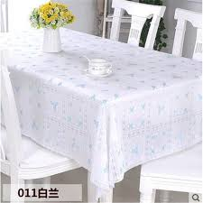 Wedding Linens For Sale Compare Prices On Tablecloth Waterproof Oilproof Cotton Online