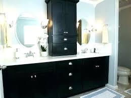 Bathroom Tower Cabinet Bathroom Storage Tower Cabinet Sgmun Club