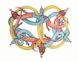 m c escher clipart snake pencil and in color m c escher clipart