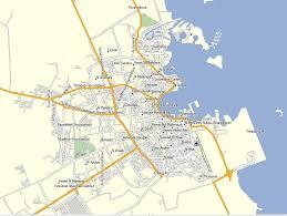 doha qatar map qatar gps map for garmin gpstravelmaps com