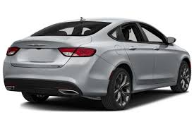 chrysler car 2016 2016 chrysler 200 overview cars com