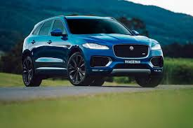 2018 Jaguar F Pace Review