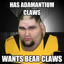 Fat Memes - coolest insanely fat wolverine memes testing testing