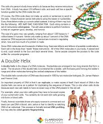 dna lesson plan clarendon learning