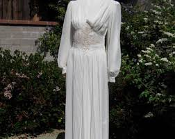 40s wedding gown etsy