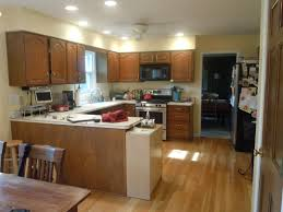 wooden furniture for kitchen open concept kitchen enhancing spacious room nuance traba homes