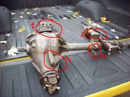 2003 dodge dakota front differential fukc my front axle and i really need you help dakota