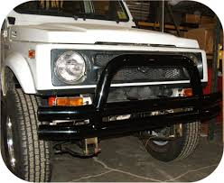 suzuki samurai front double tube bumper for suzuki samurai samurai parts