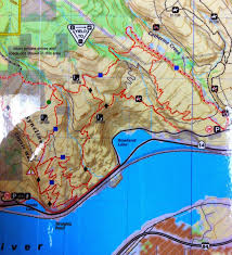 Mt Hood Trail Map Waterturtle August 2014