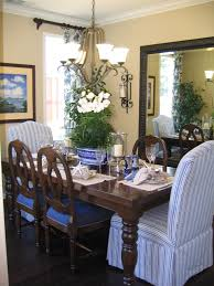 Coastal Inspired Dining Room Traditional Dining Room San - Coastal dining room