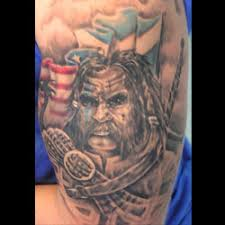 warrior tattoo meanings itattoodesigns com