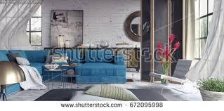 3d Interior Design Living Room Modern Interior Design Living Room 3d Stock Illustration 421215943