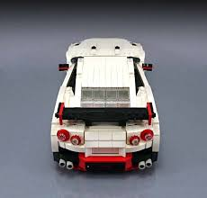 lego aston martin lego fan builds awesome nissan gt r nismo replica autoguide com news