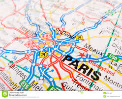 Map Paris France by France Map Stock Photos Images U0026 Pictures 2 271 Images
