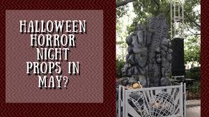 halloween horror props halloween horror nights props in may universal orlando update