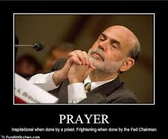 Prayer Meme - financial cartoon the bernanke prayer meme trader 2 trader