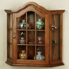 shadow box with shelves and glass door curio cabinet curio cabinet staggering homemade cabinets image