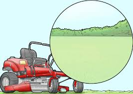 how to operate a ztr lawnmower 15 steps with pictures wikihow