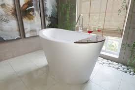 Solid Surface Bathtubs Aquatex Solid Surface Bathtubs By Aquatica Bath Solid Surface