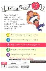 flat stanley goes camping i can read level 2 026184 details