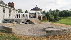Paver Patios Installed In The Paver Patios Beautiful Low Maintenance Durable Lancaster Ohio