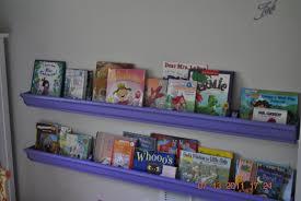 rain gutter bookshelves ideaforgestudios