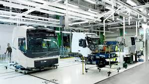 volvo trucks technical support how a volvo truck cab is assembled volvo trucks magazine