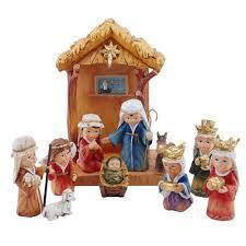 children s nativity set 11 pc the catholic company