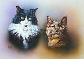 cats diprose art