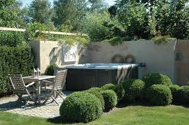 Outside Backyard Ideas Impressive Hot Tub Installation Ideas Champagne Spas