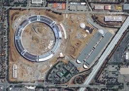 apple news this is how apple campus construction progress looks