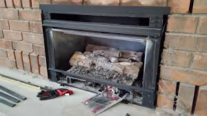 gas fireplace update diy u2013 the joys of jodi