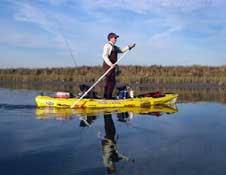 kayak fishing guides