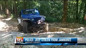 jeep jamboree 2017 police looking for jeep stolen from jeep jamboree quadratec