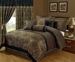 Olive Bedding Sets Green Comforter Sets 4 Olive Green Bedding 7 Pce Luxury