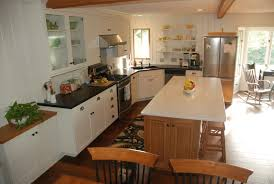 Kitchen Island With Open Shelves Riveting Building Kitchen Island With Base Cabinets Also Double