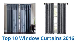 10 best window curtains 2016 youtube