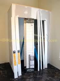 Masonite Bifold Closet Doors Closet Masonite Bifold Closet Doors How To Install Door Jambs