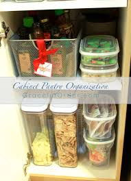 cabinet pantry organization graceful order