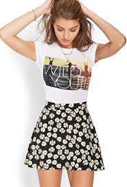 wild youth cropped tee forever21 2000062596 clothes