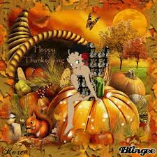 happy thanksgiving betty boop picture 102533607 blingee
