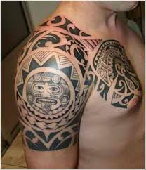 nice celtic viking warrior tattoo for biceps in 2017 real photo
