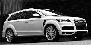 Audi Q7 Modified - 2011 audi q7 information and photos zombiedrive