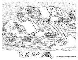 nascar coloring pages free nascar coloring pages the sports